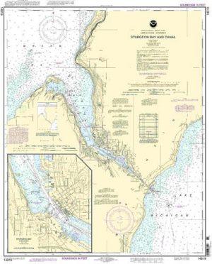 14919 Sturgeon Bay and Canal