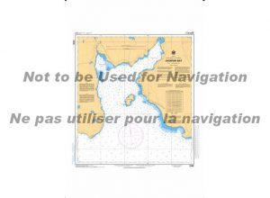 2305 Plans of Harbours, Jackfish Bay