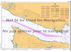 3606 Juan de Fuca Strait