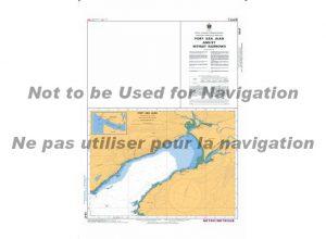 3647 Port San Juan and Nitinat Narrows