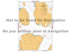 7569 Barrow Strait and/et Wellington Channel