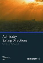 Admiralty Sailing Directions South American Pilot Vol. 3