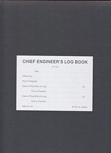 Chief Engineer's Log Book
