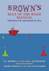 Brown's Rule of the Road Manual