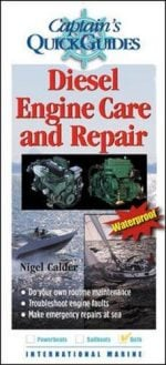 Captain's-Quick-Guides-Diesel-Engine-Care-Repair