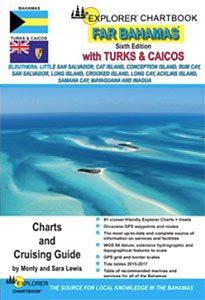 Explorer Chartbook: Far Bahamas