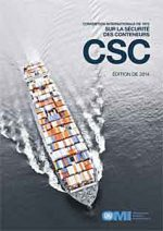 International Convention for Safe Containers (CSC 1972) (French)