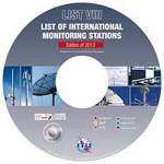 List VIII- List of International Monitoring Stations, 2013