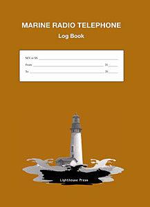 Marine Radio Telephone Log Book