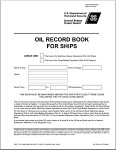 Oil Record Book for Ships