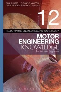Reeds 12 Motor Engineering Knowledge 9781408175996