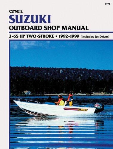Suzuki 2-65 hp 2-Stroke Outboards, '92-'99