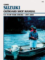 Mercury/Mariner 75-250 hp 2-Stroke Outboards '98-'02 by