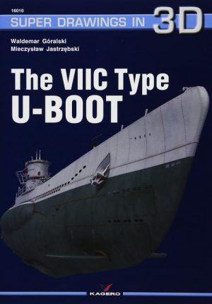 VIIC-Type-U-Boat