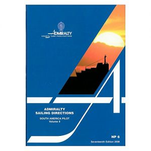 Admiralty-Sailing-Directions-NP6-South-America-vol-2-18th-2011