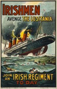 Avenge the Lusitania-LOCAC