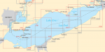 Lake Erie Paper Charts