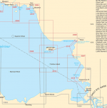 Lake Superior East Paper Charts