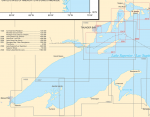 Lake Superior West Paper Charts