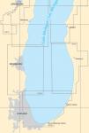 Lower Lake Michigan Paper Charts