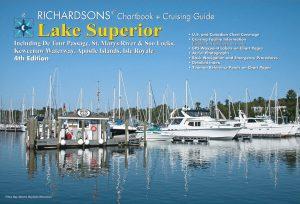 Richardsons Lake Superior Chartbook