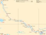 Upper Ottawa River Paper Charts