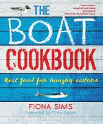 The Boat Cookbook by Fiona Sims