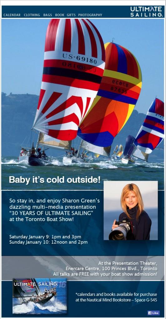Sharon Green - Ultimate Sailing Photog