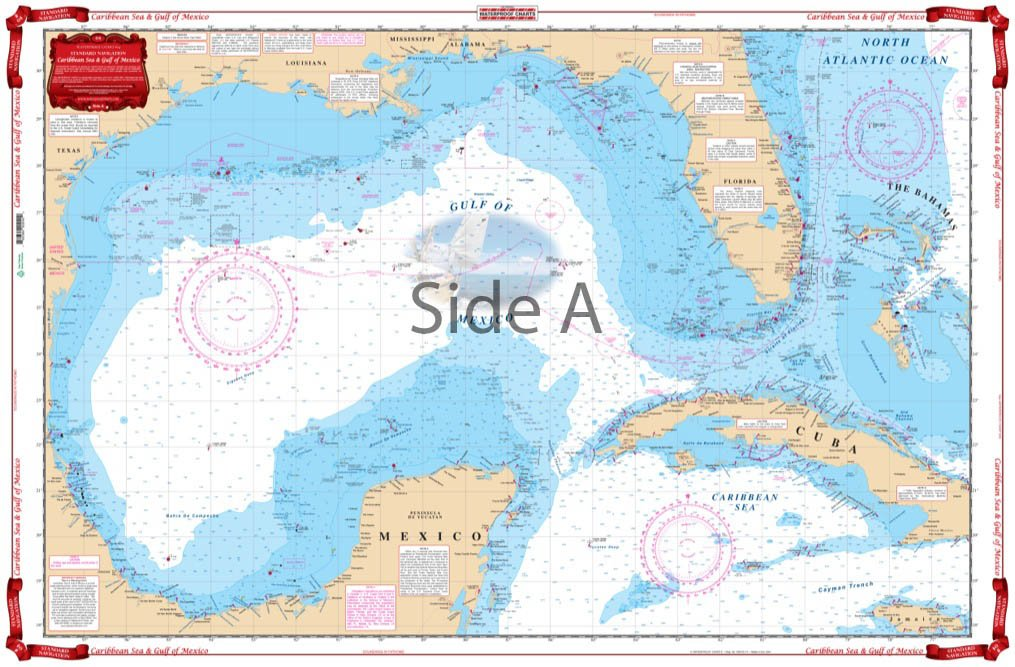 4 caribbean gulf of mexico the nautical mind