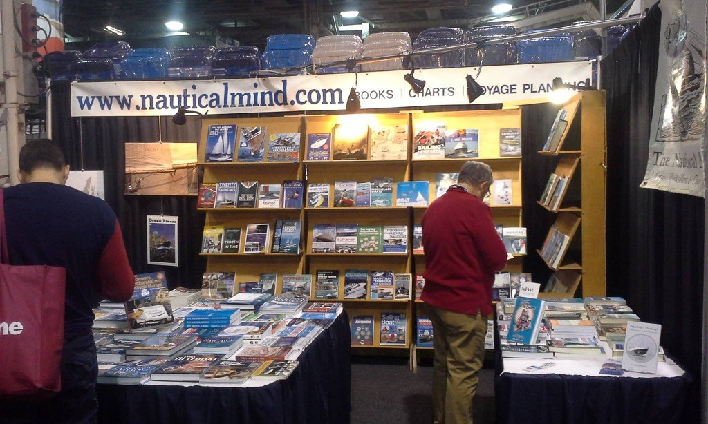 Nautical Mind Boat Show Booth G545