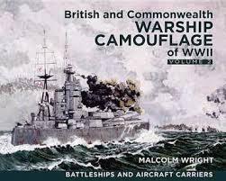 British-Commonwealth-warship-camouflage-ww2