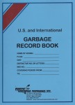 Garbage-Record-Book