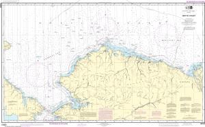NOAA-Chart-16003