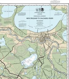 11352 Intracoastal Waterway: New Orleans to Calcasieu River East Section