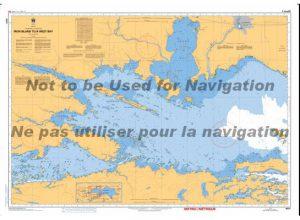 6037 Lake Nipissing Iron Is. to West Bay