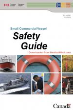 Small Craft Commercial Vessel Safety PDF