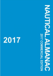 Nautical Almanac 2017