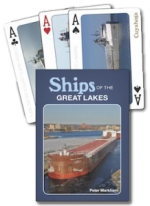 Ships of the Great Lakes Playing Cards