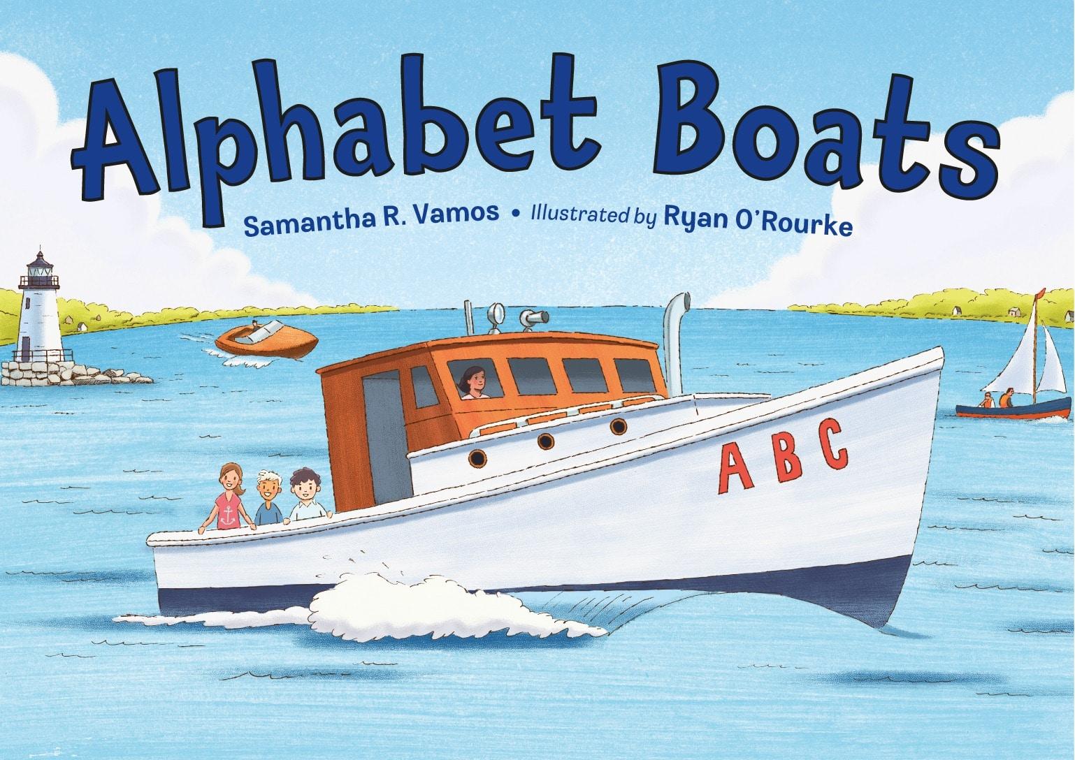 Alphabet-Boats
