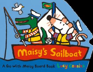 Maisy's Sailboat (Board Book)