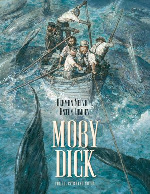 Moby-Dick-Illustrated