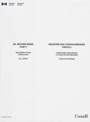Oil-Record-Book-Part-I