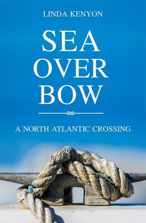 Sea Over Bow by Linda Kenyon