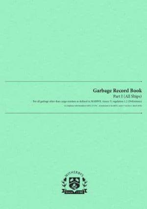 GarbageRecordBookPt1