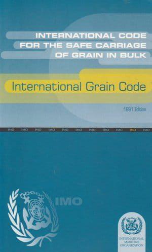 International-Grain-Code
