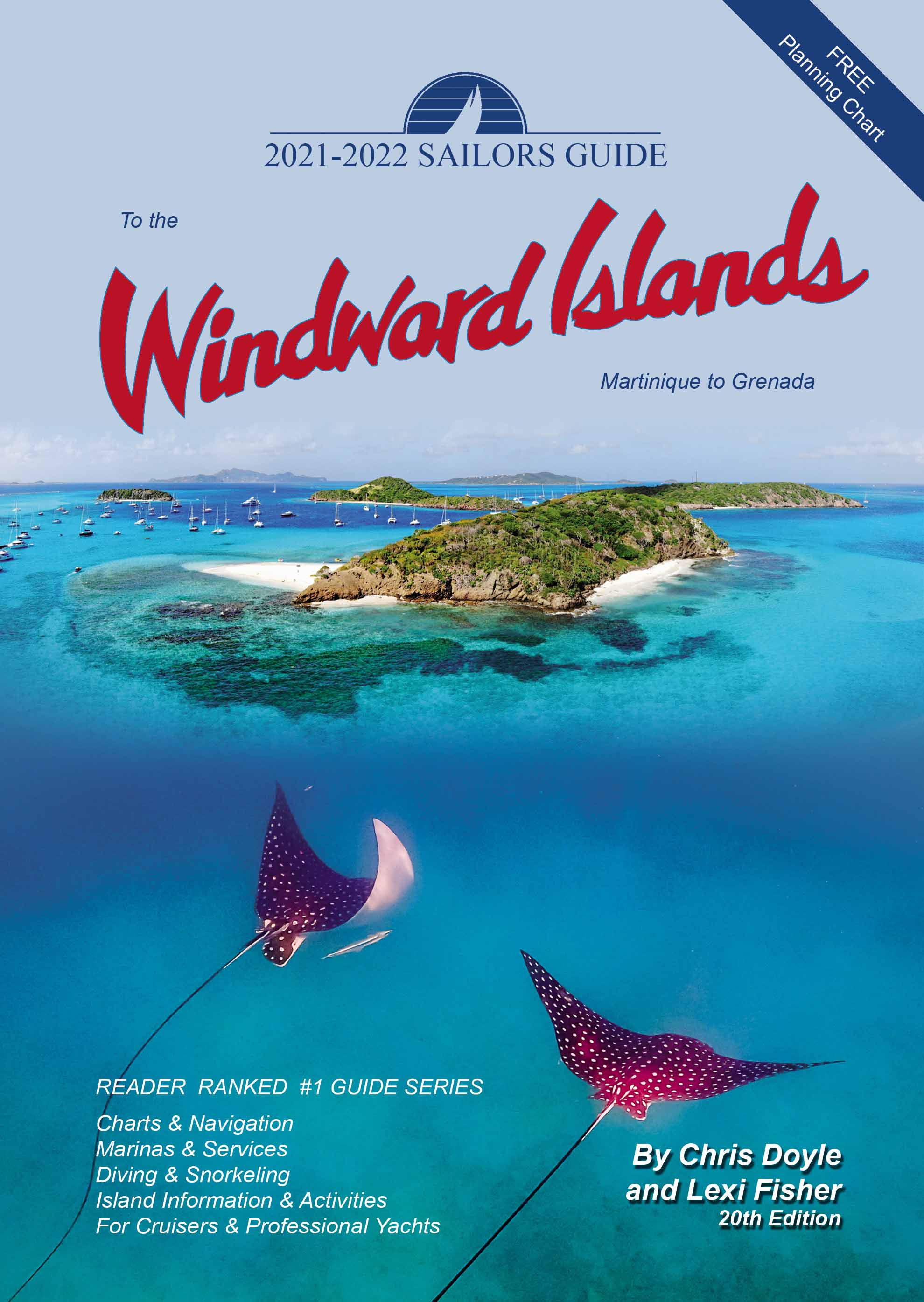 Sailors-Guide-Windward Islands