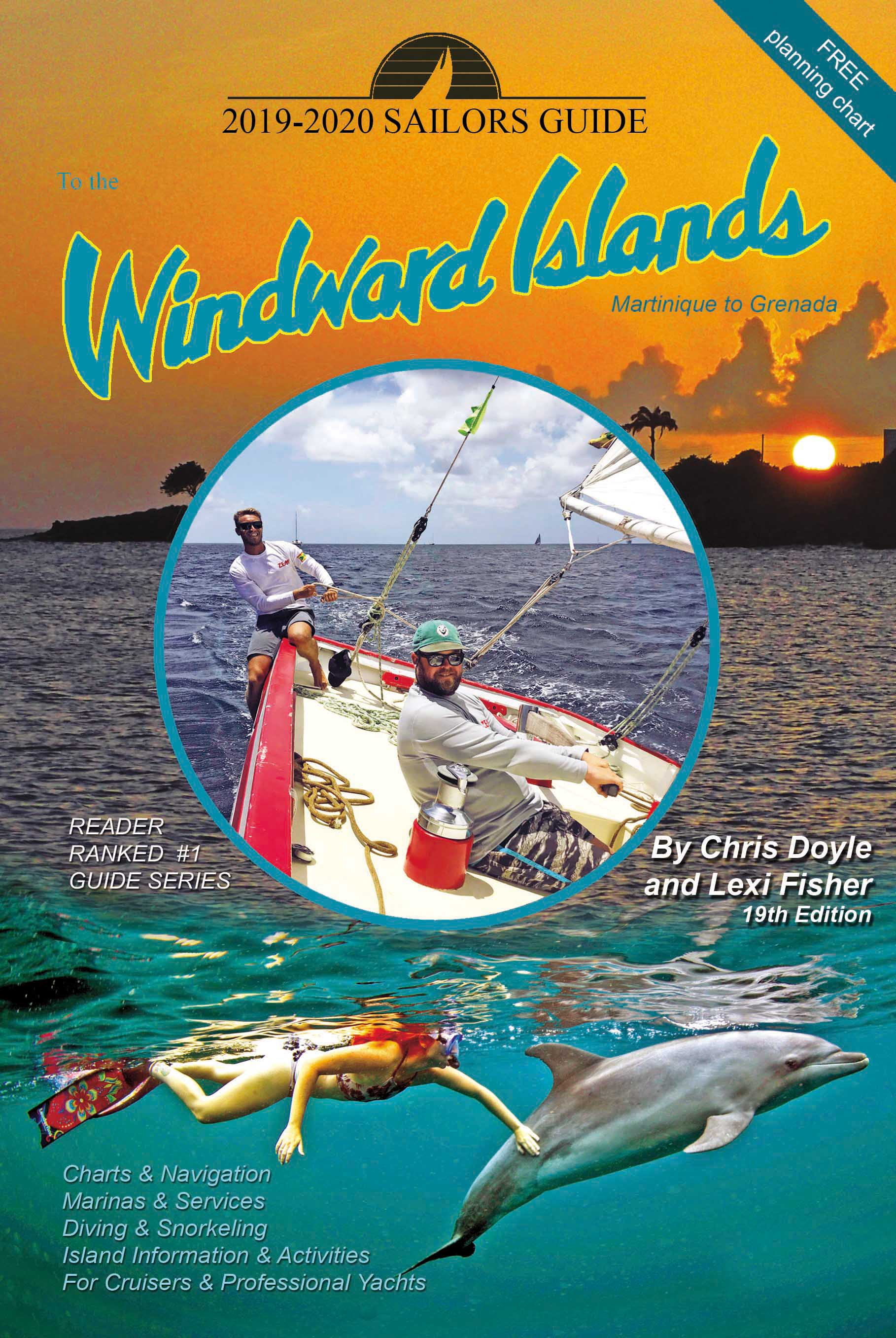 Sailor's Guide to the Windward Islands, 2019-2020