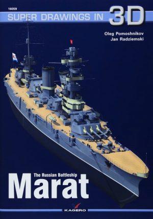 Super-Drawings-Russian-Battleship-Marat