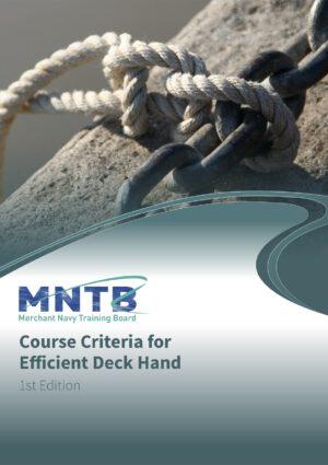 Course-Criteria-Efficient-Deckhand