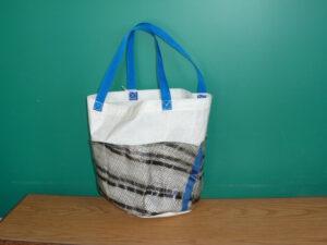 White-Weave-Bag